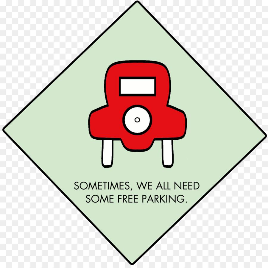 monopoly free parking car park board game clip art no parking png