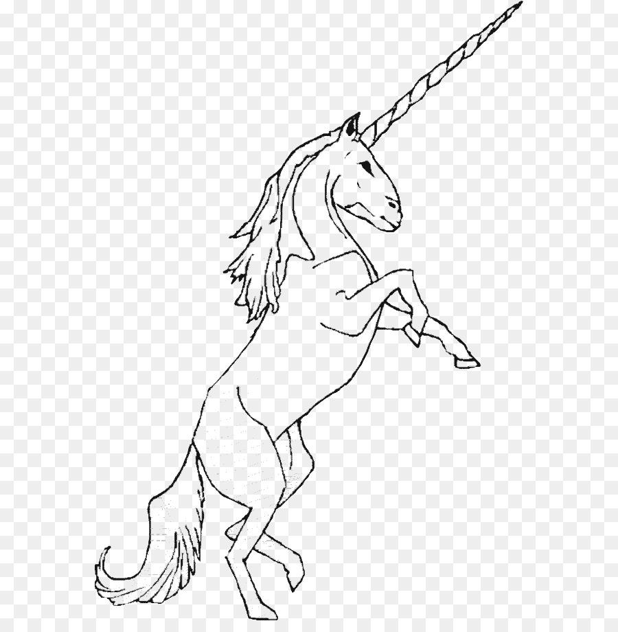 Unicornio Dibujo para Colorear libro Pegasus criatura Legendaria ...
