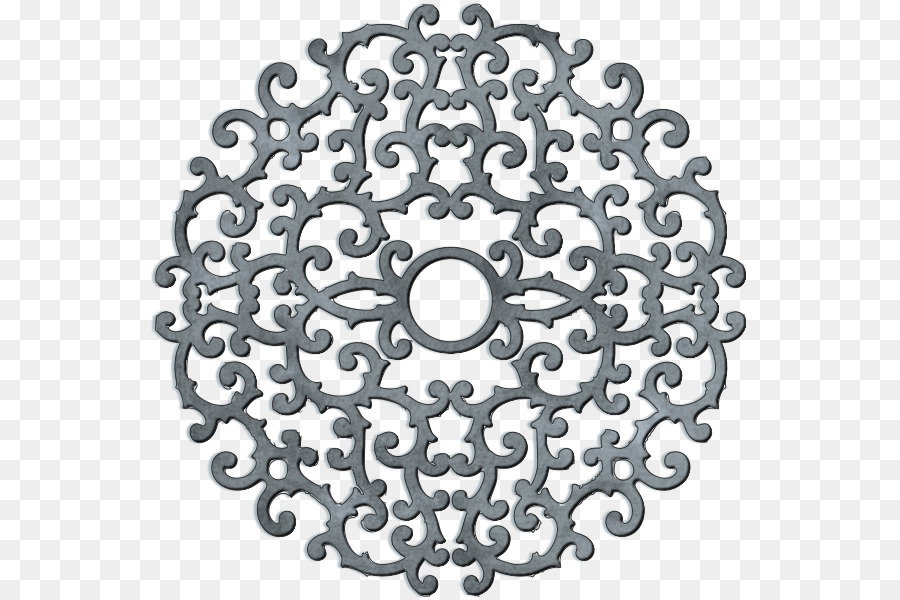 Paper Ceiling Medallion Stencil Stationery Others