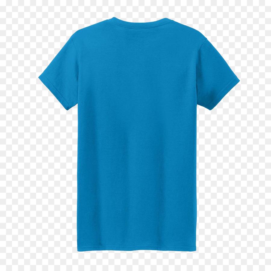 T Shirt Gildan Activewear Blue Clothing Sleeve T Shirt Templates