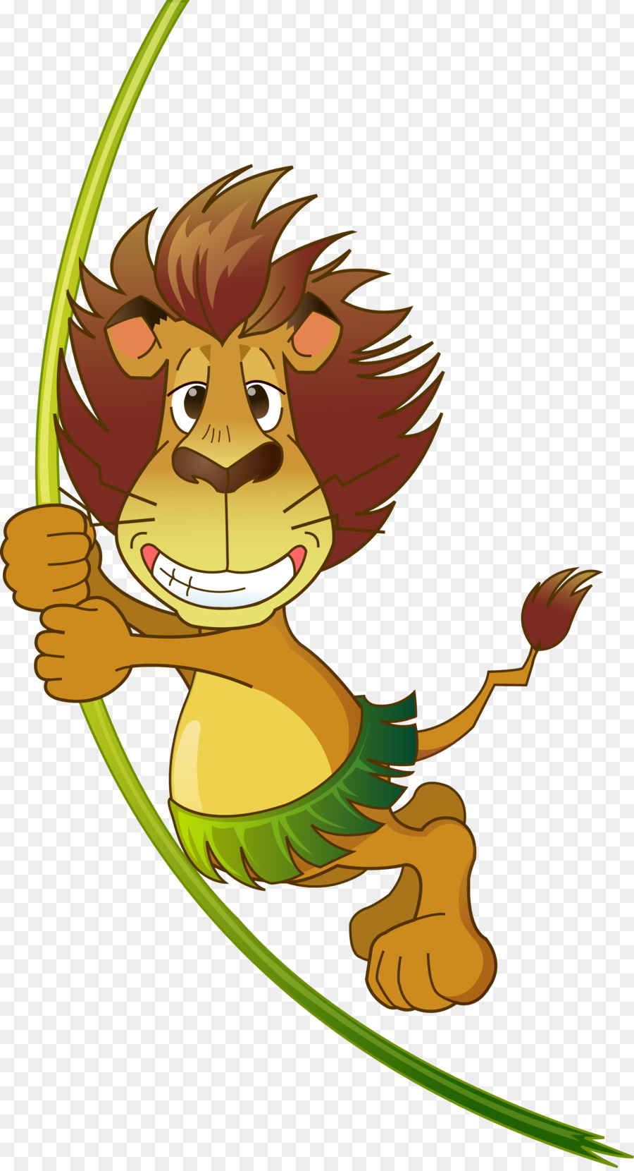 Lion Sticker Child Wall decal Clip art - 81 png download - 2399*4414 ...