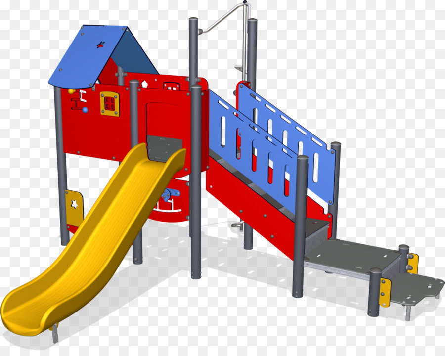 Playground Slide Child Stairs Playground Strutured Top View Png