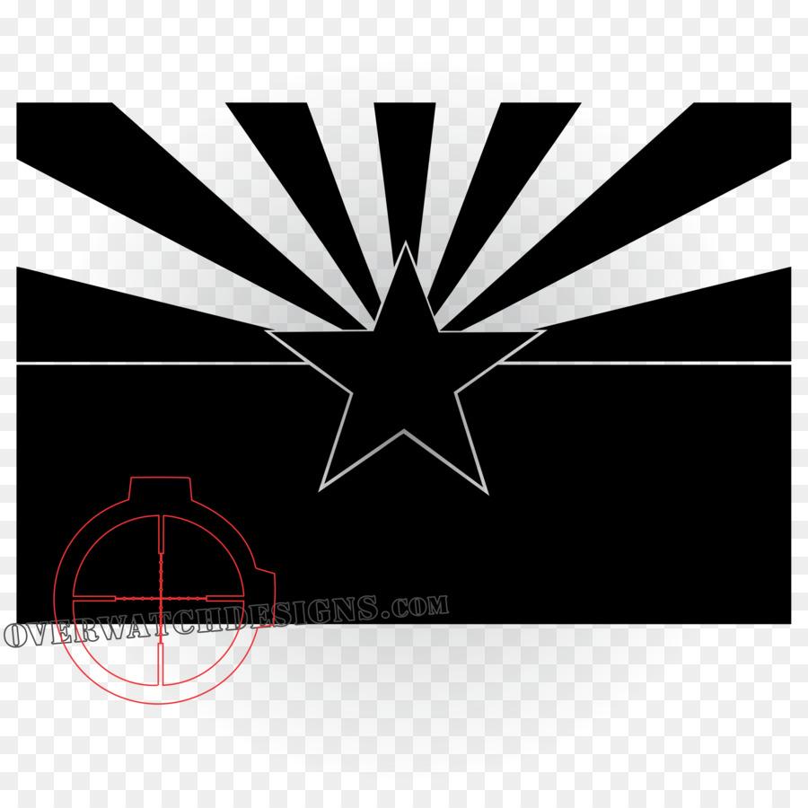 Bandera de Arizona Bandera de los Estados unidos bandera del Estado ...