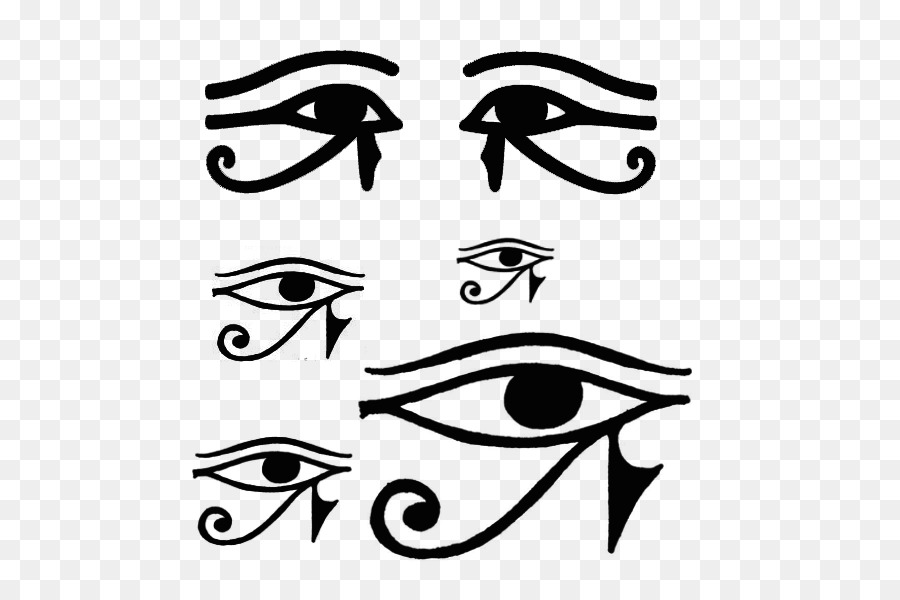 Ancient Egypt Eye Of Horus Eye Of Ra Egyptian Symbol Png Download
