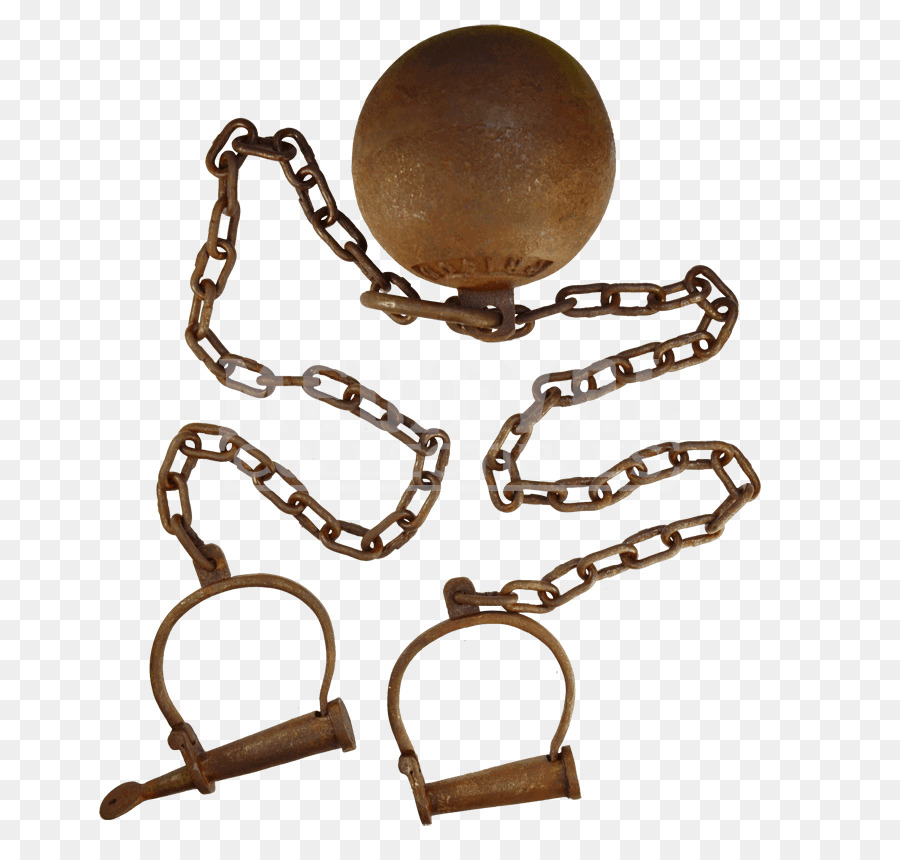 ball and chain prisoner chain png download 850 850 free