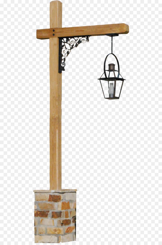 Light Fixture Street Lantern Landscape Lighting Colored Lamppost