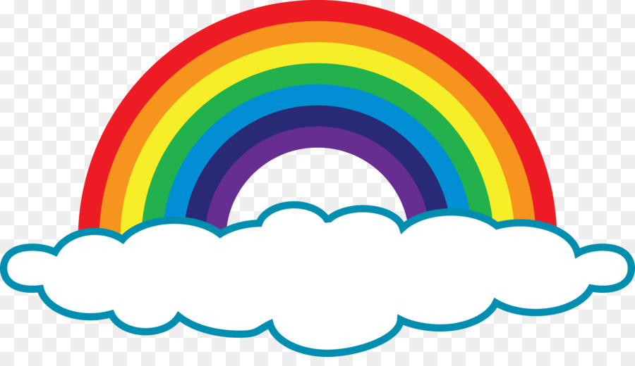 rainbow cloud clip art rainbow png download 2131 1200 free transparent rainbow png download clip art banners and borders for free clip art banner png