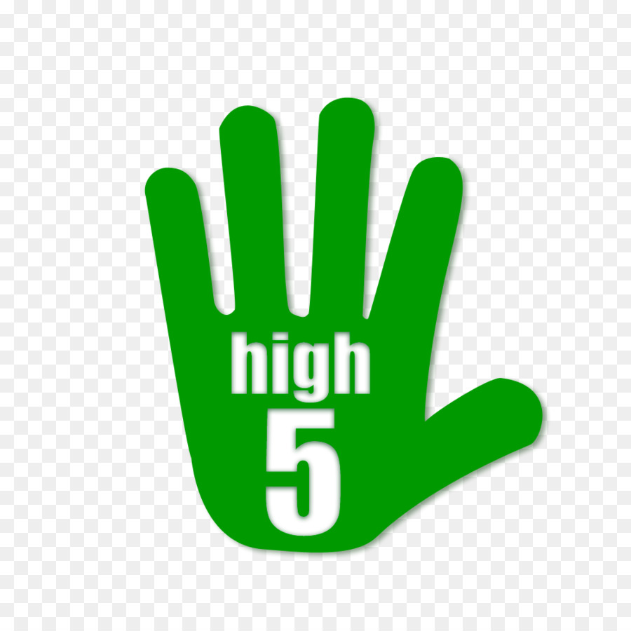 High Five Grass png download - 1000*1000 - Free Transparent High