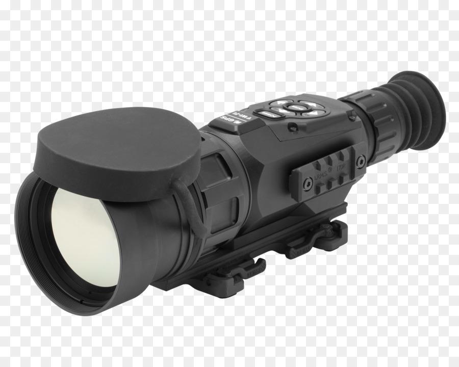 Zielfernrohr thermal weapon sight american technologies network