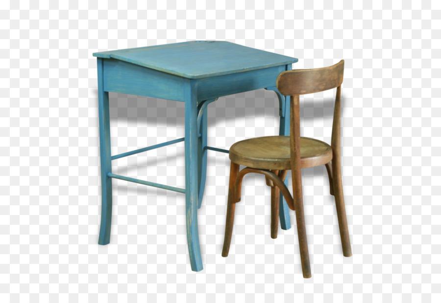 Table De Bureau Et Chaises Chaise N 14