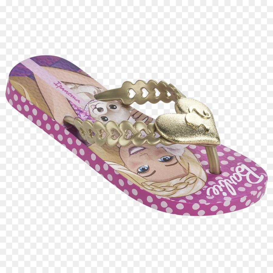 6aa8a06e28f3 Flip-flops Grendene Shoe Sandal Barbie - sandal png download - 1000 1000 -  Free Transparent Flipflops png Download.