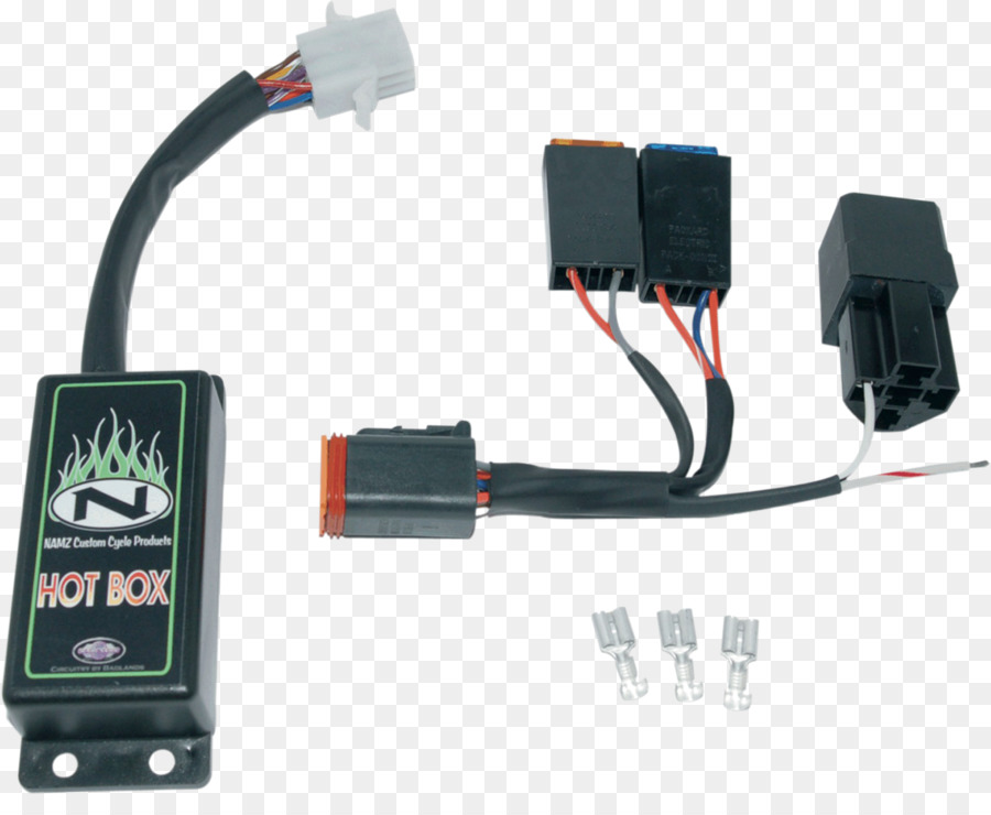 motorcycle components, wiring diagram, cable harness, electronics  accessory, cable png