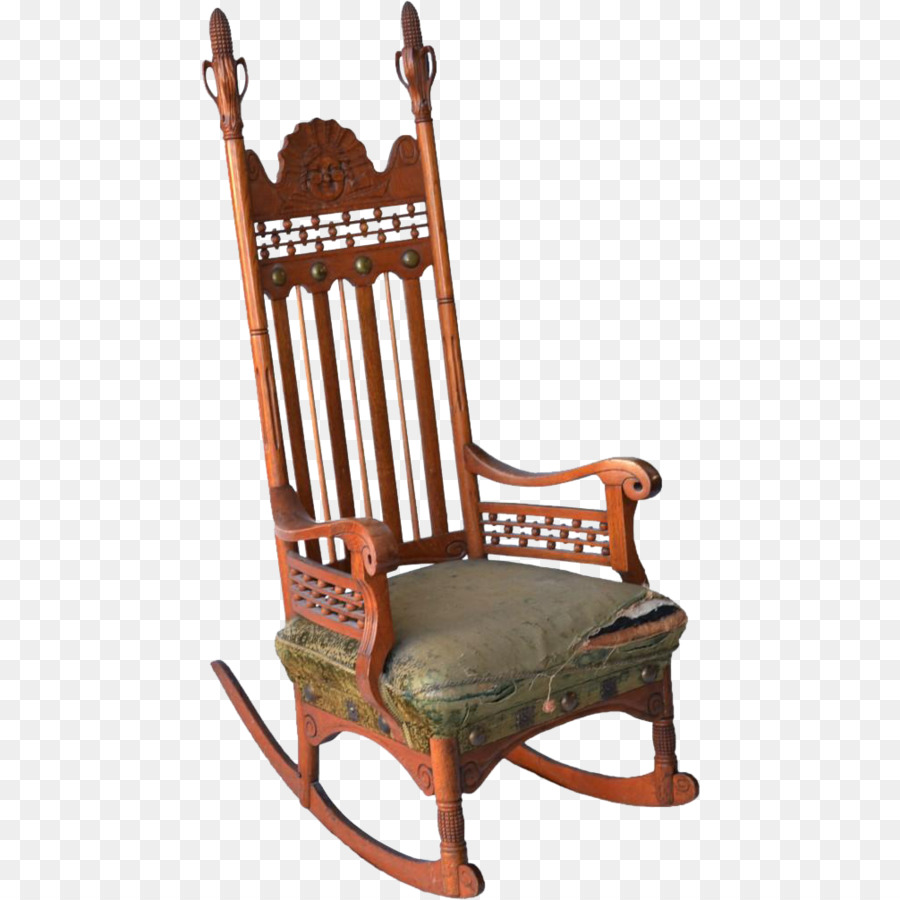 Rocking Chairs Mission style furniture Table Glider - antique furniture - Rocking Chairs Mission Style Furniture Table Glider - Antique