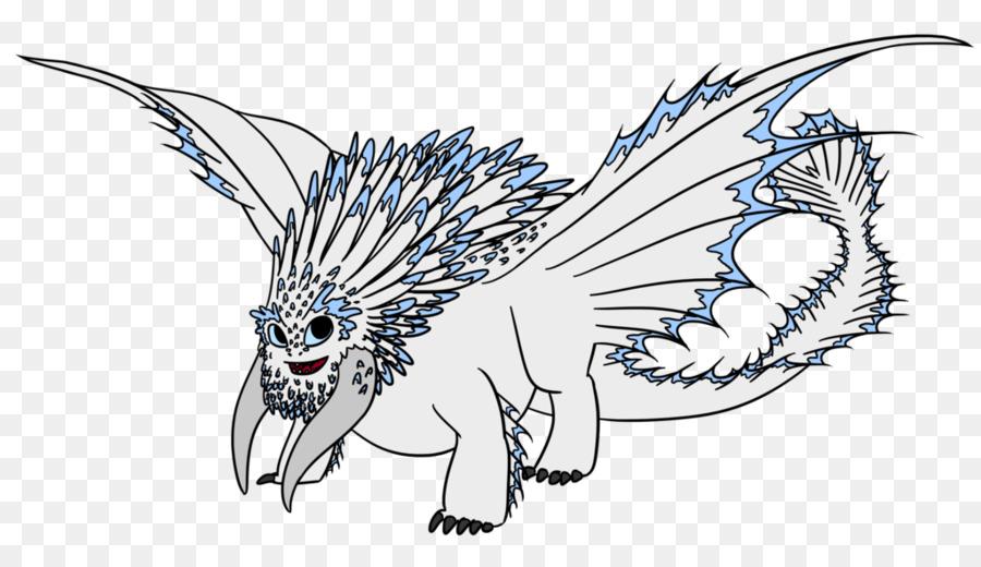 Libro para colorear de Cómo Entrenar a Tu Dragón Dibujo sin dientes ...