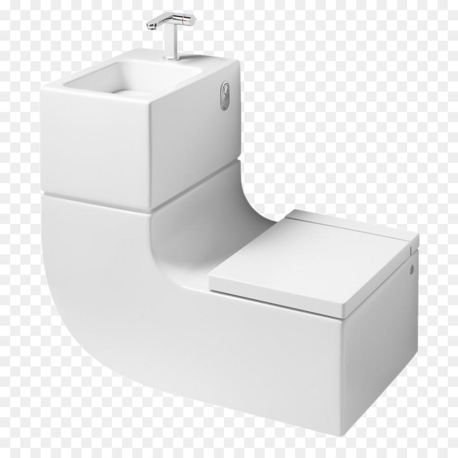 Roca Flush toilet Sink Bathroom - toilet png download - 1000*1000 ...