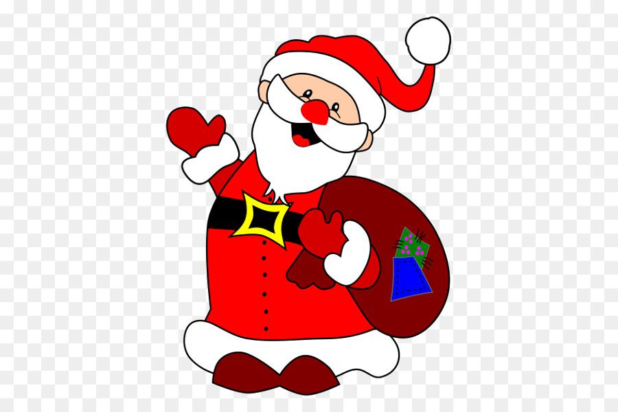 Santa Claus Christmas Jokes For Kids Child - santa claus png ...