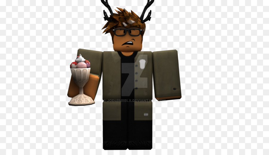 Roblox Character Rendering Digital Art Others Png Download 1600