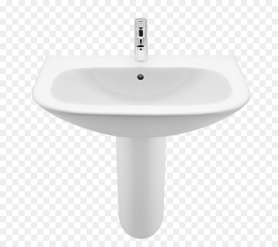 Roca Sink Tap Bathroom Bideh - sink png download - 799*800 - Free ...
