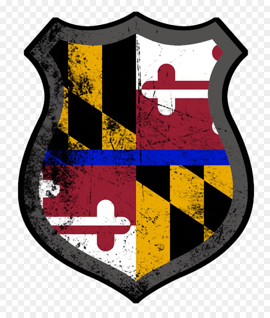 Bandera del Estado de Maryland de la bandera de la Bandera de los ...