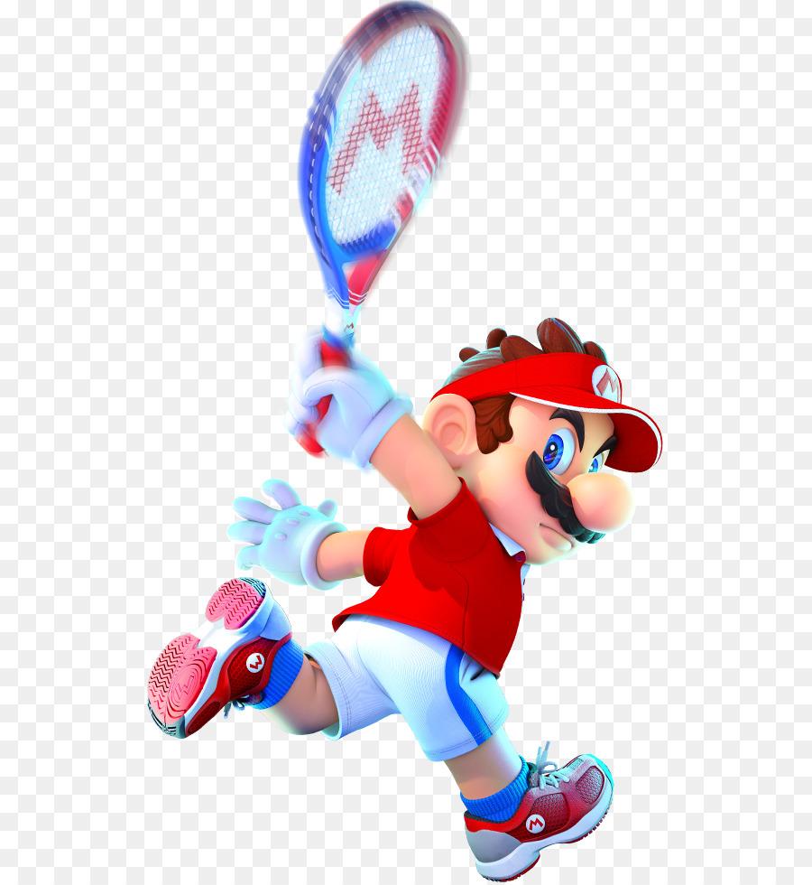cdbfa1b5c0ee7 Mario Tennis Aces Bowser Rosalina - mario png download - 575 977 - Free  Transparent Mario Tennis Aces png Download.