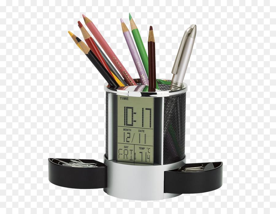 Desk Alarm Clocks Promotional Merchandise Drawer Clock Png