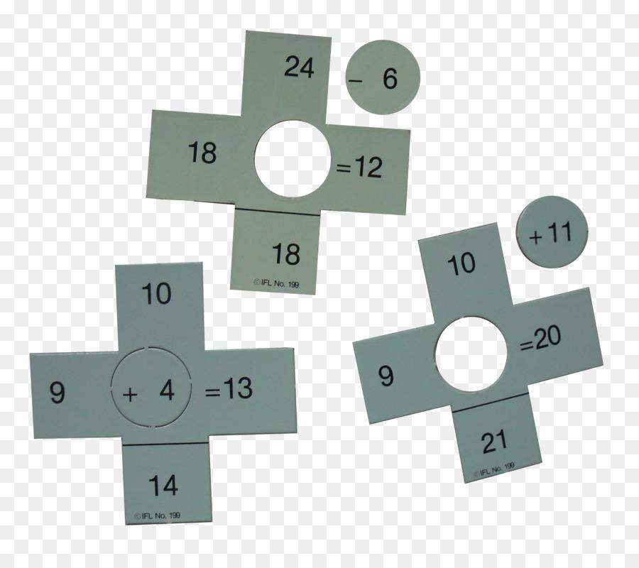 Rompecabezas Matemático de rompecabezas de Matemáticas Resta - la ...