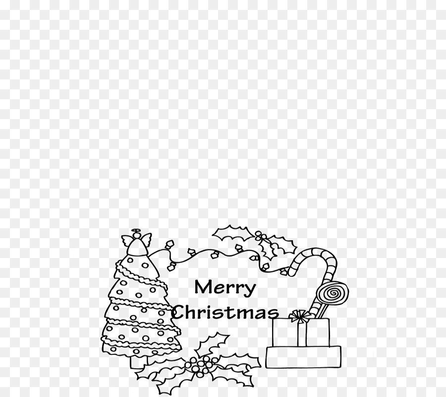 Libro para colorear de árbol de Navidad Infantil casa de pan de ...