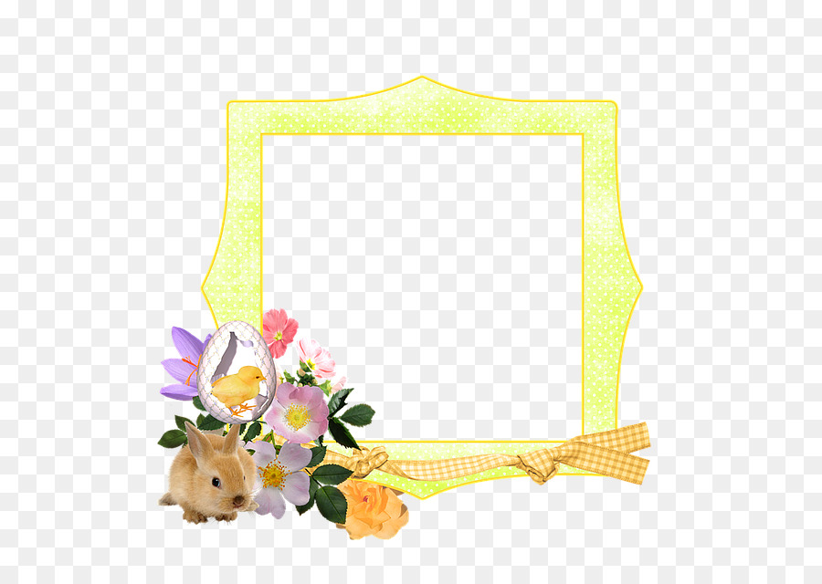 Easter Document Picture Frames - Easter png download - 640*640 ...