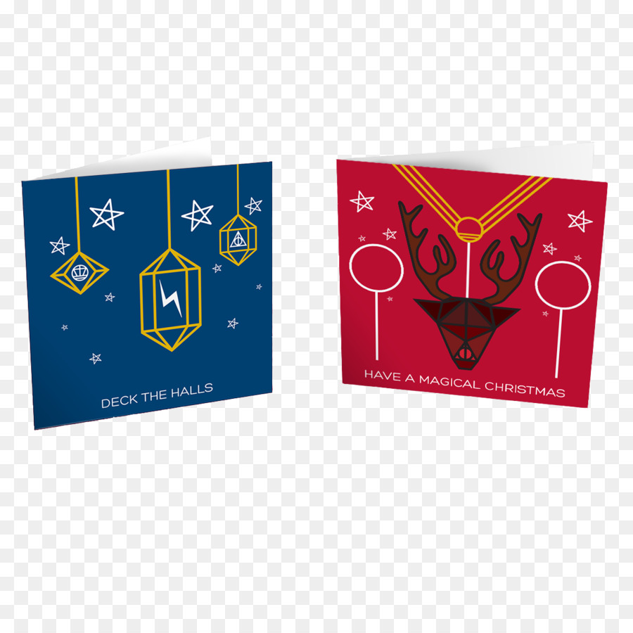 Harry Potter Magical Christmas Cards Greeting & Note Cards ...