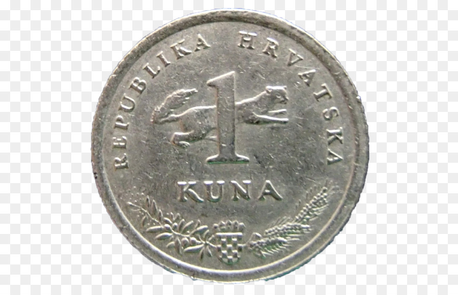Coin Croatian Kuna Exchange Rate Currency Foreign Market