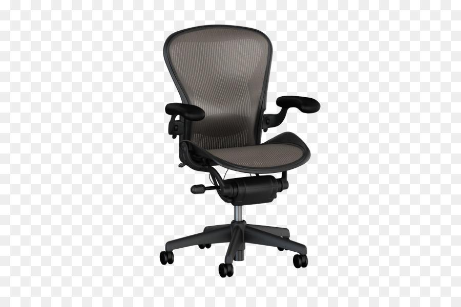 Aeron chair Herman Miller Office u0026 Desk Chairs Furniture - chair & Aeron chair Herman Miller Office u0026 Desk Chairs Furniture - chair png ...