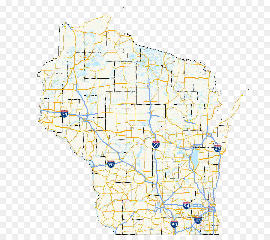 Wisconsin Highway 25 List Of Wisconsin Bannered Routes Wisconsin - Us-interstate-10-map