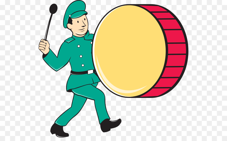 marching band drummer clip art drum png download 594 546 free rh kisspng com drum major clipart