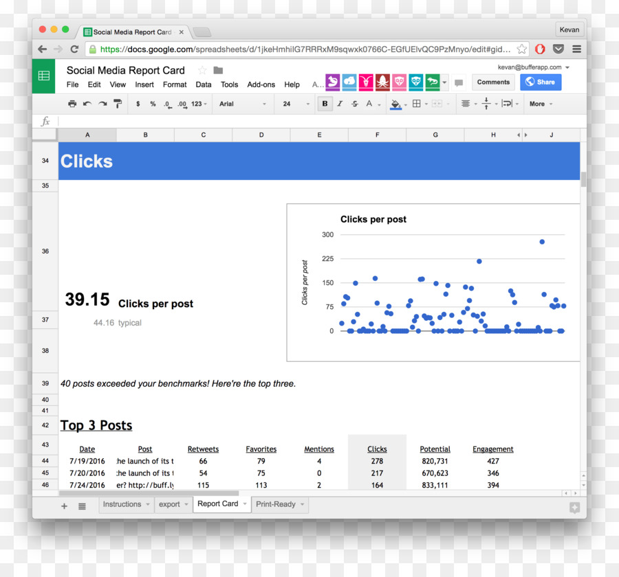 Social Media Template Microsoft Excel Point Diagram Png