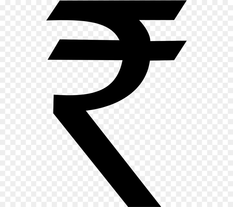 Indian Rupee Sign Israeli New Shekel Currency India Png Download