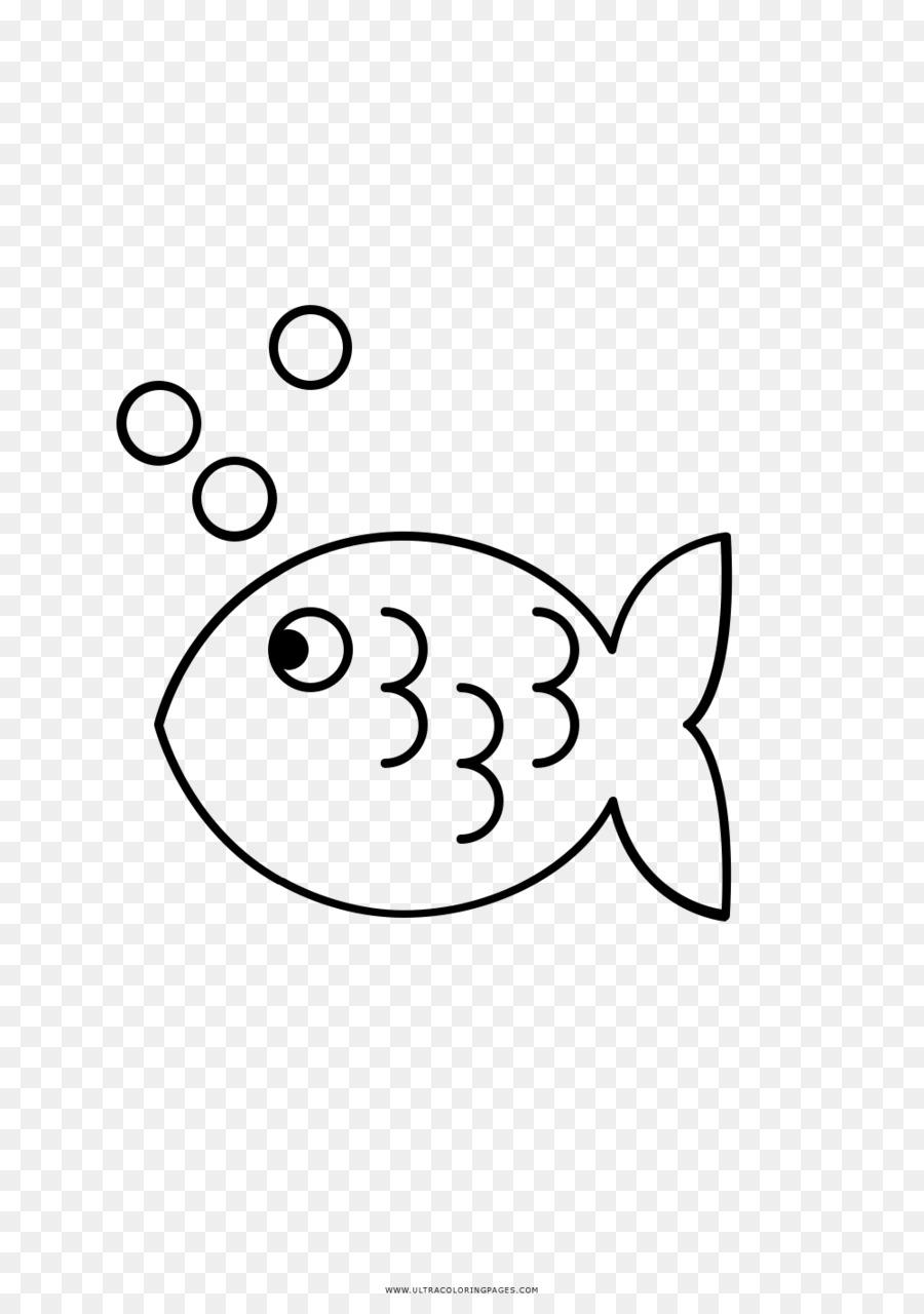Los peces Dibujo para Colorear libro Clip art - los peces Formatos ...