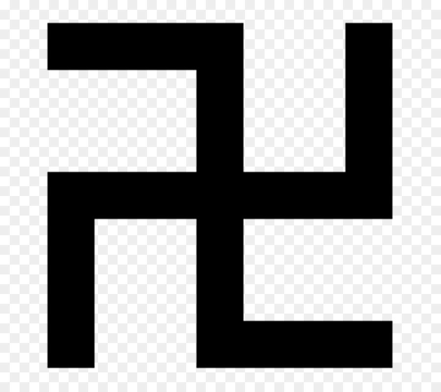 Fylfot Swastika Symbol Cross Potent Symbol Png Download 800800