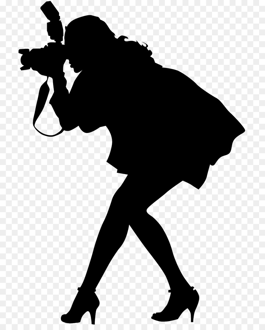Photography Photographer Silhouette Clip Art