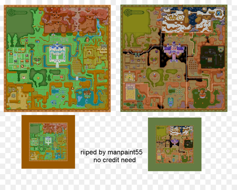 The Legend of Zelda: A Link between Worlds The Legend of Zelda: A ...