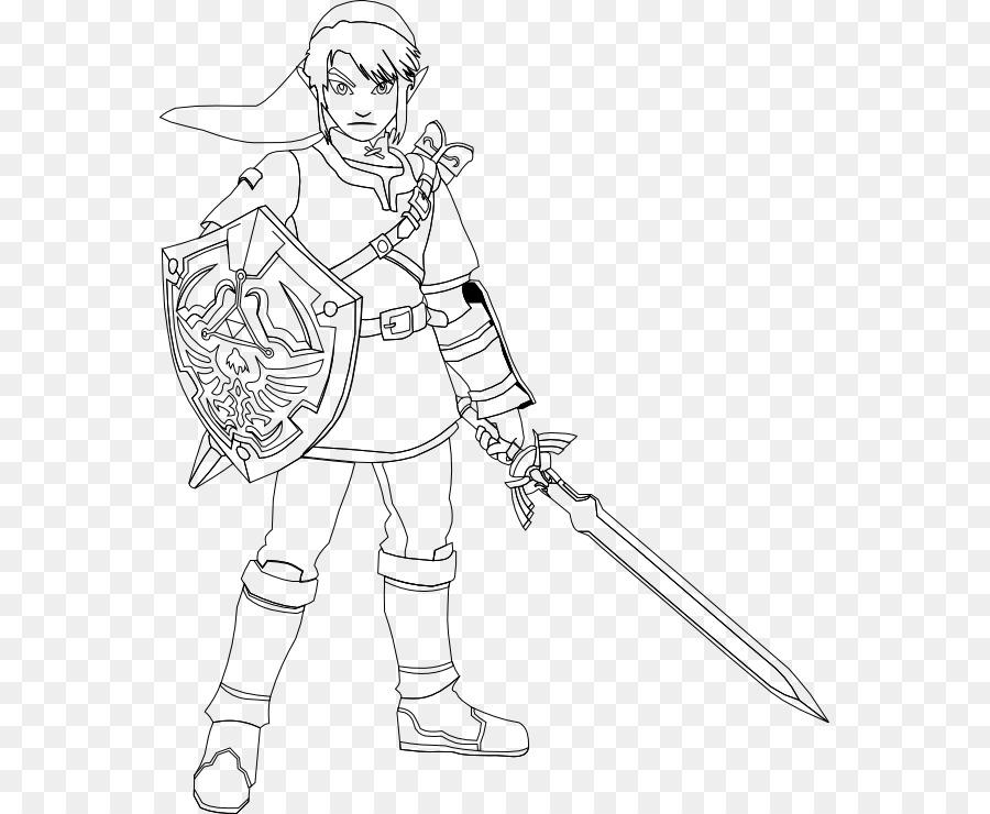 Zelda II: The Adventure of Link de The Legend of Zelda: The Wind ...