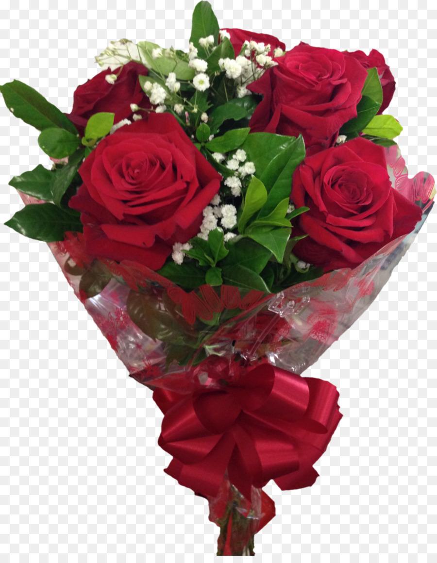 Blumenstrauß Rosen Geburtstag Rose Png Herunterladen 10061280
