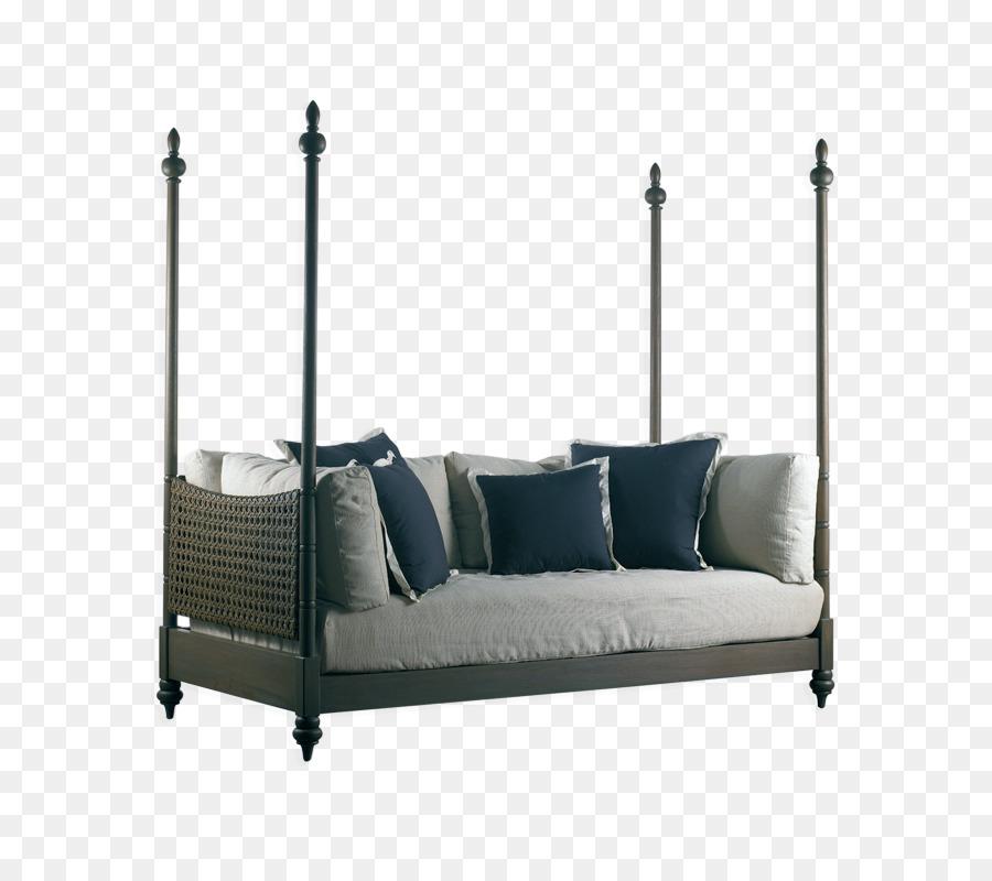 Sofa, Couch, Himmelbett Schlafzimmer - Bett png herunterladen - 800 ...
