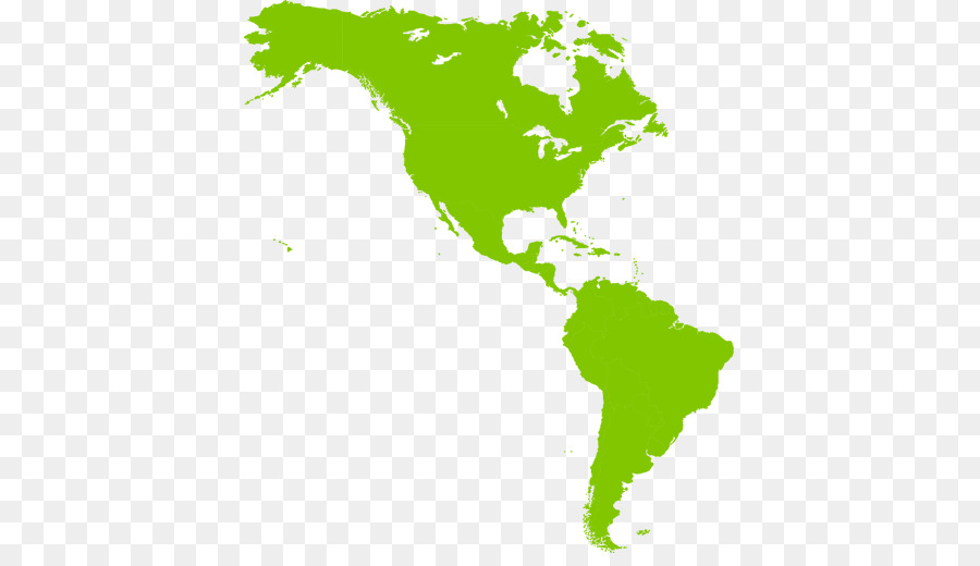 Map Of America Png.World Map United States South America Waibo Vector Png Download