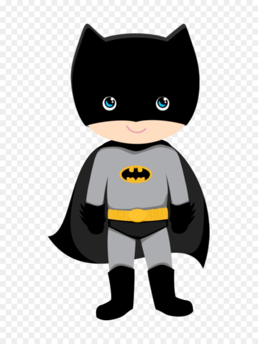 cute batman clipart