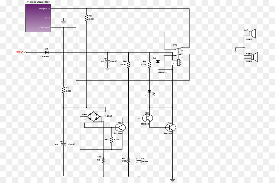 circuit diagram electronic circuit schematic loudspeaker wiring 2011 Jeep Patriot Wiring Diagram Free Download circuit diagram, electronic circuit, schematic, square, angle png