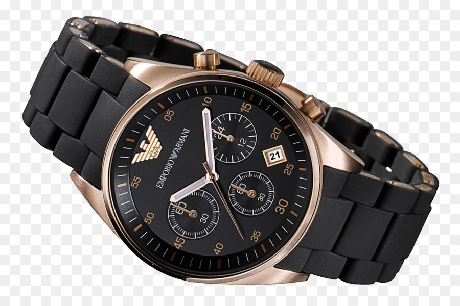 Watch Emporio Armani Sportivo AR5905 Chronograph Jewellery - watch png  download - 820 590 - Free Transparent Watch png Download. fd099453906