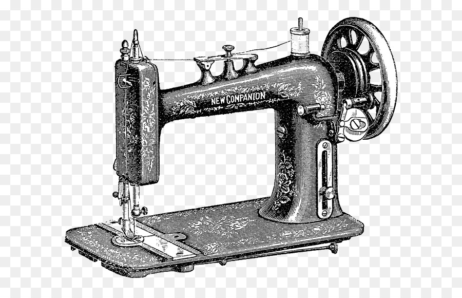 Sewing Machines Treadle Clip Art Others Png Download 4040 Awesome Treadle Sewing Machine Needles