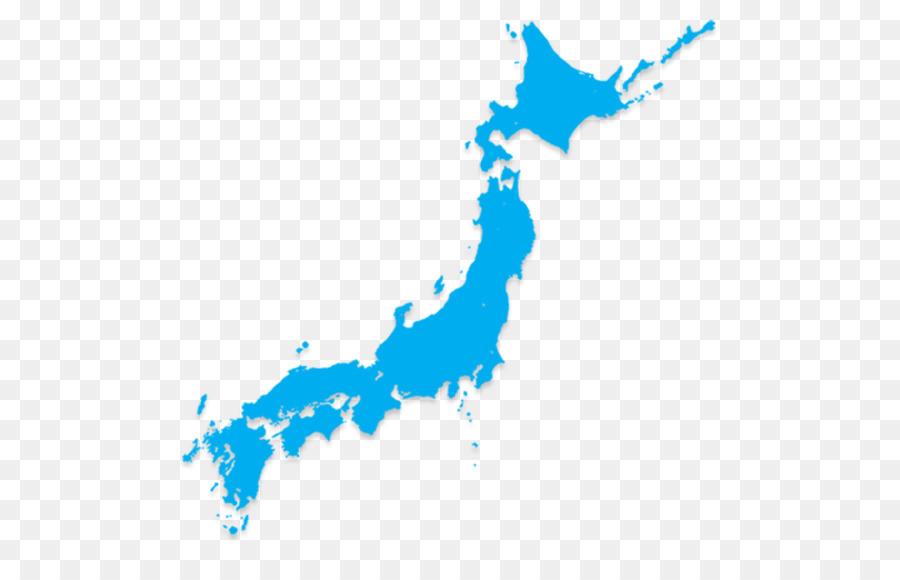 Japan World Map Clip Art