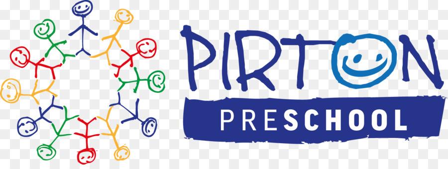 Pirton Preschool Pre School Playgroup Logo