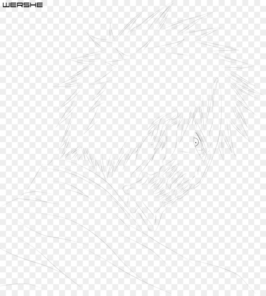 Ichigo Kurosaki De Bleach Manga Sketch Drawing - ichigo kurosaki ...